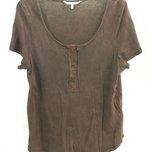 Red/Brown Shirt